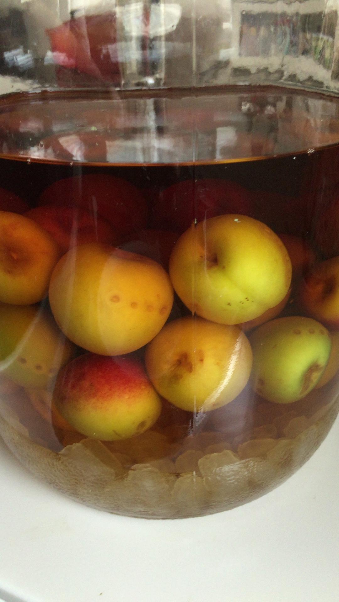 梅酒を作る